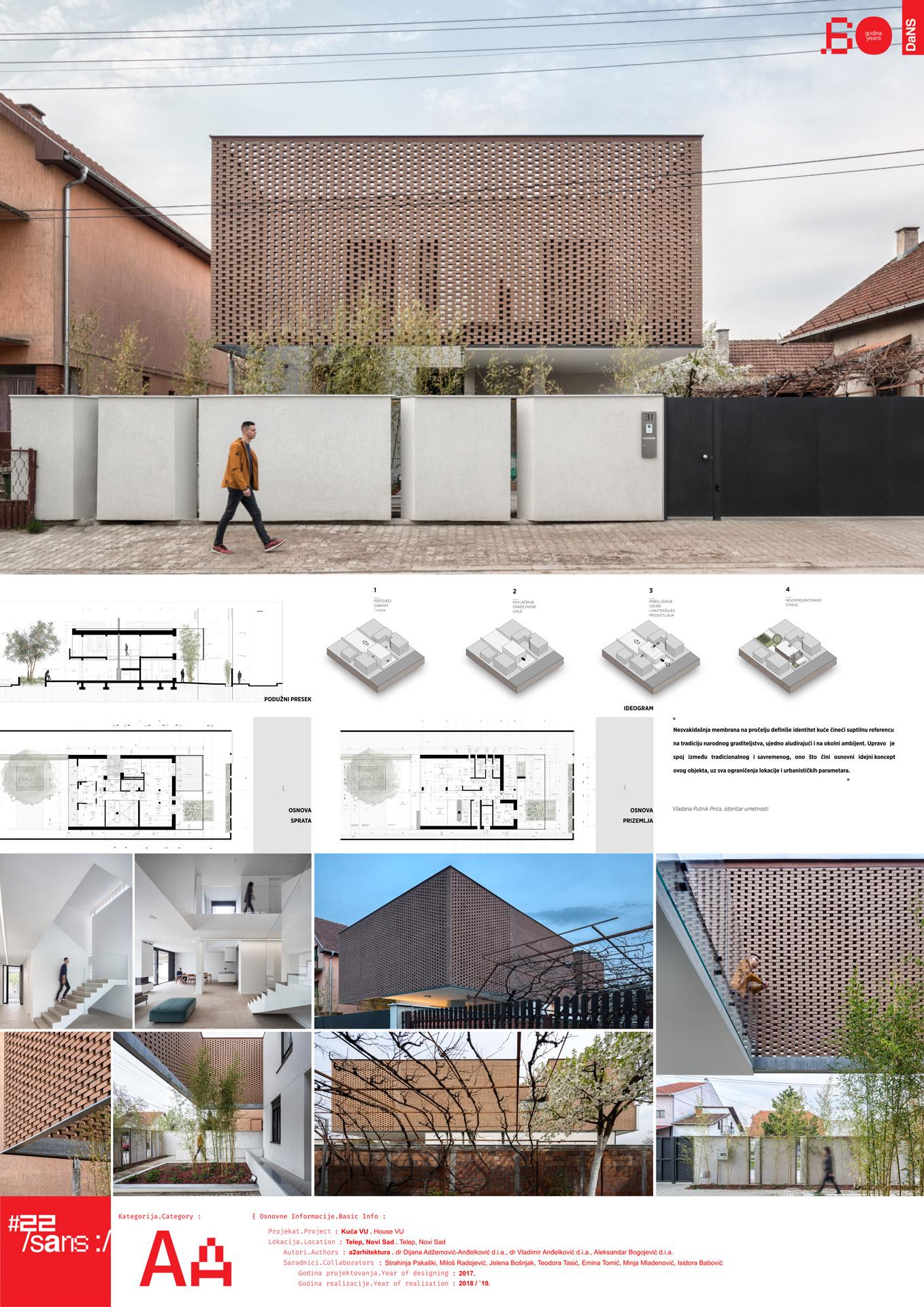 Kuća VU // VU House