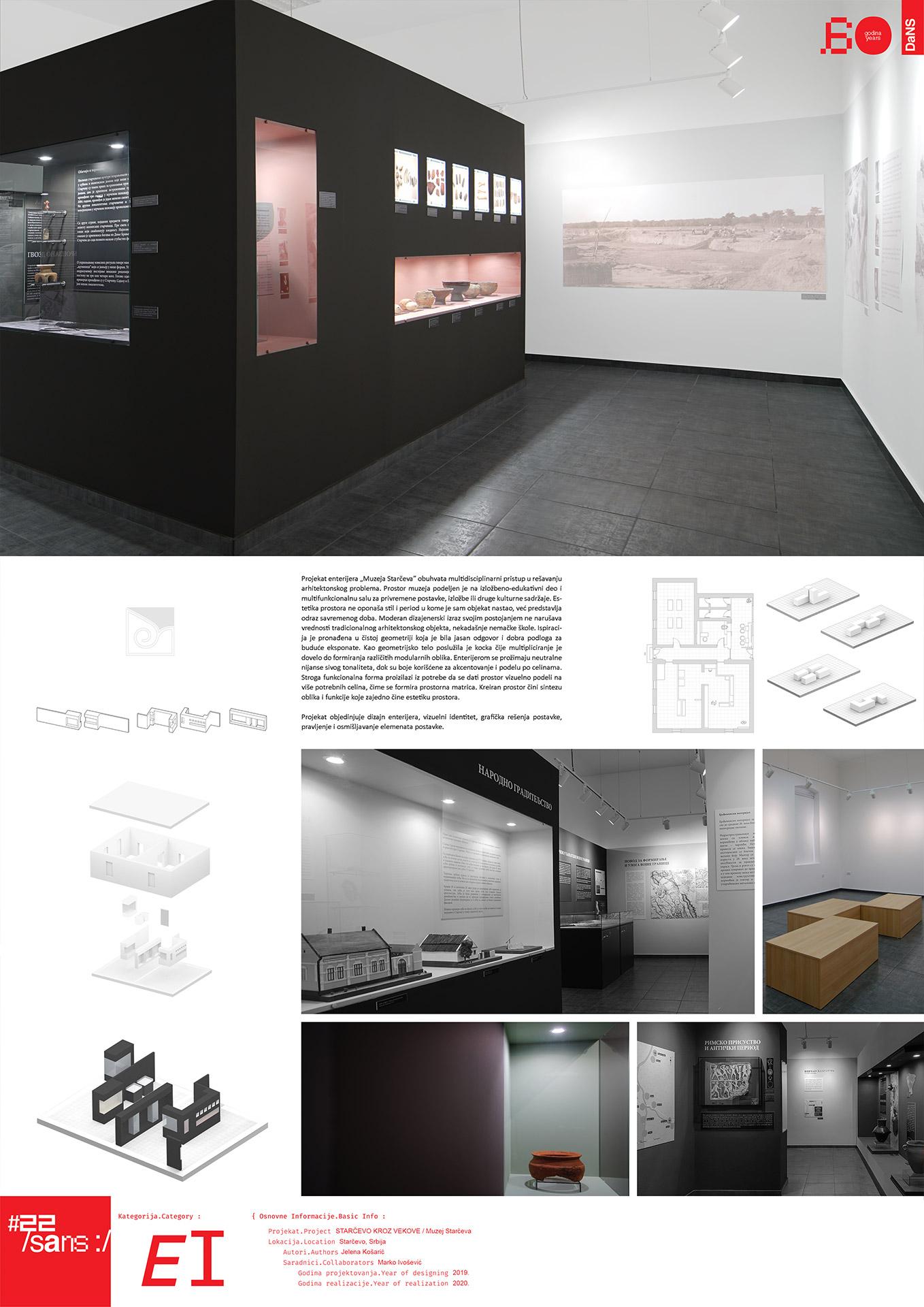 """<p class=""""naslov-br"""">ei07</p>STARČEVO KROZ VEKOVE - Muzej Starčeva // STARČEVO THROUGH CENTURIES -Starčevo Museum"""