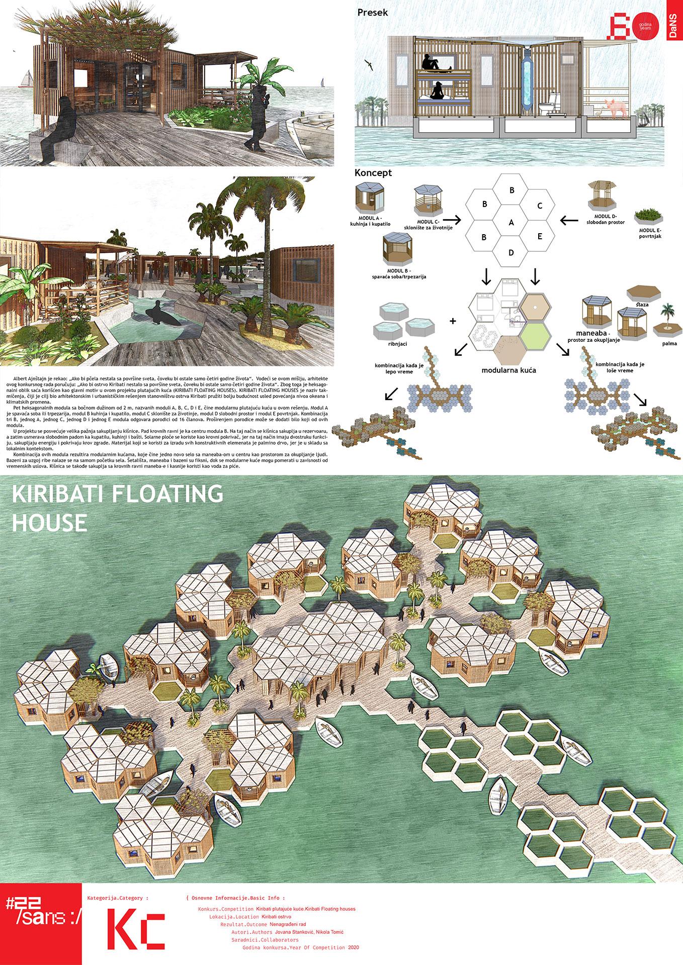 "<p class=""naslov-br"">kc13</p>Plutajuće kuće u Kiribatiju // Kiribati Floating houses"