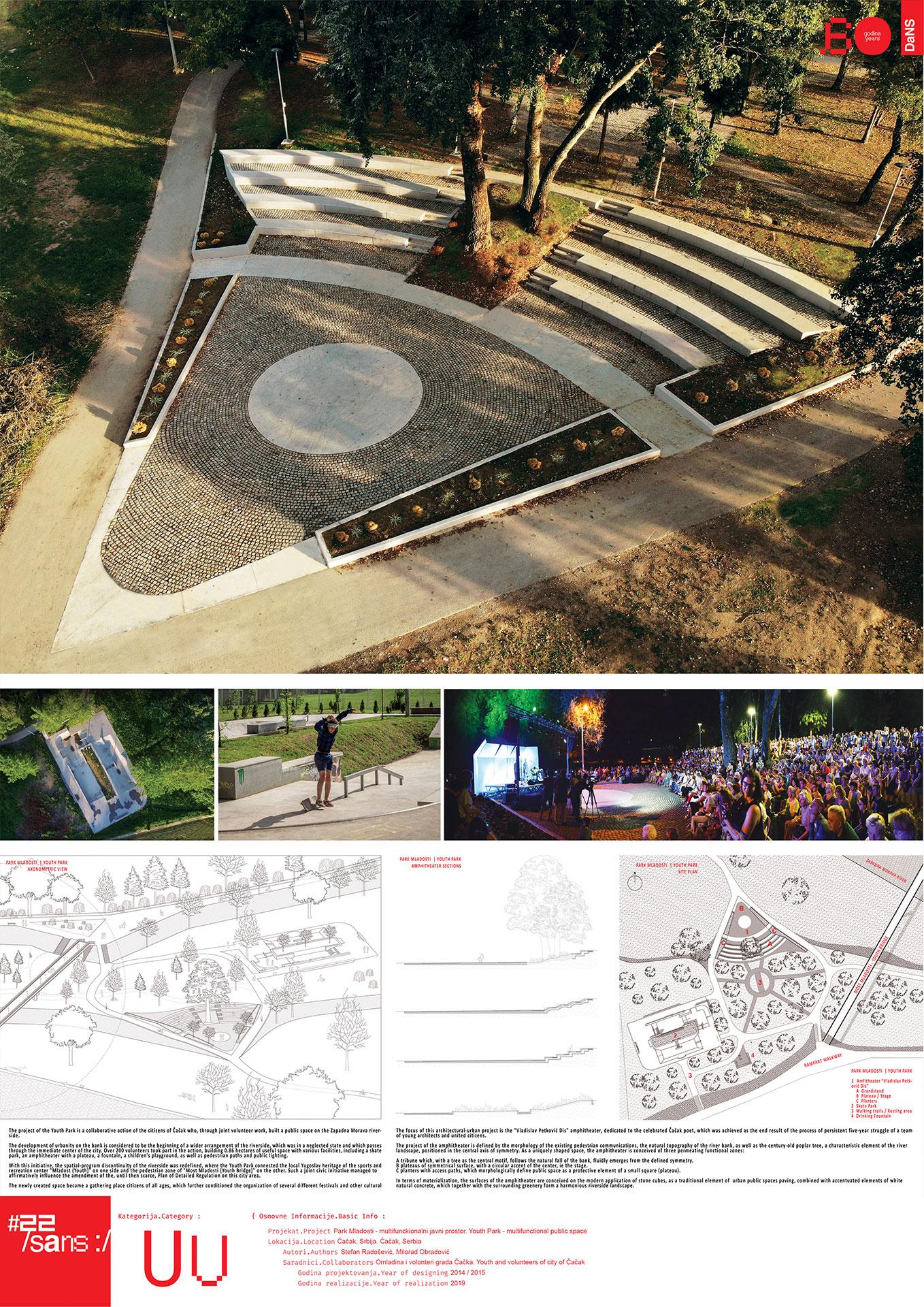 """<p class=""""naslov-br"""">uu03</p>Park Mladosti / Youth Park"""
